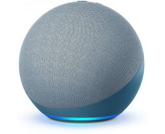 Умная колонка Amazon Echo (4th Generation) с голосовым ассистентом Amazon Alexa Twilight Blue