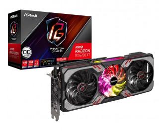 Видеокарта ASRock Radeon RX 6700 XT Phantom Gaming D 12GB OC (RX6700XT PGD 12GO)