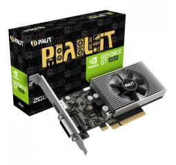 Видеокарта Palit GeForce GT 1030 2GB DDR4  (NEC103000646-1082F)