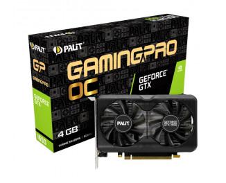 Видеокарта Palit GeForce GTX 1650 GamingPro OC (NE61650S1BG1-1175A)