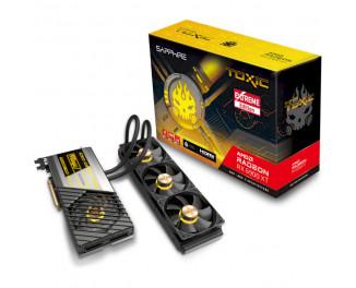Видеокарта Sapphire Radeon RX 6900 XT Extreme Edition TOXIC 16GB (11308-08)