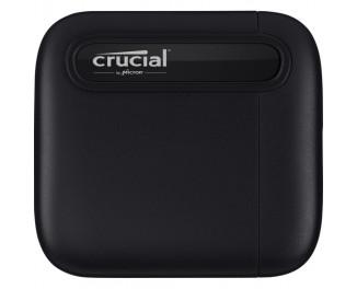 Внешний SSD накопитель 1 TB Crucial X6 (CT1000X6SSD9)