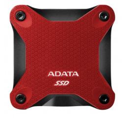 Внешний SSD накопитель 240Gb ADATA SD600Q Red (ASD600Q-240GU31-CRD)