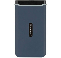 Внешний SSD накопитель 500Gb Transcend ESD370C Navy Blue (TS500GESD370C)