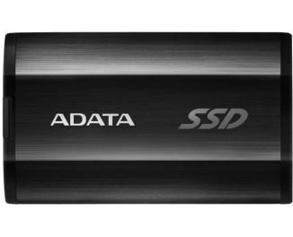 Внешний SSD накопитель 512Gb ADATA SE800 (ASE800-512GU32G2-CBK)