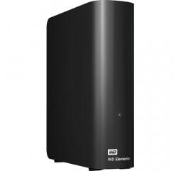 Внешний жесткий диск 16 TB WD Elements (WDBWLG0160HBK-EESN)