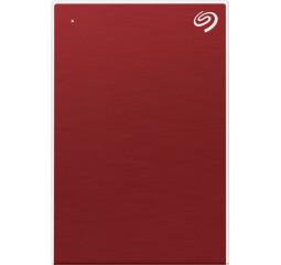Внешний жесткий диск 5 TB Seagate One Touch Red (STKC5000403)