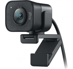 Web камера Logitech StreamCam Graphite (960-001281)