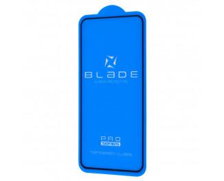 Защитное стекло для Xiaomi Mi 11 Lite  BLADE PRO Series Full Glue Black