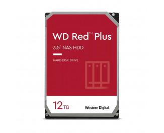 Жесткий диск 12 TB WD Red Plus NAS (WD120EFBX)