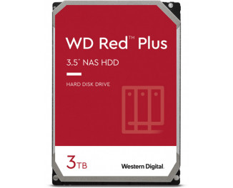 Жесткий диск 3 TB WD Red Plus NAS (WD30EFZX)
