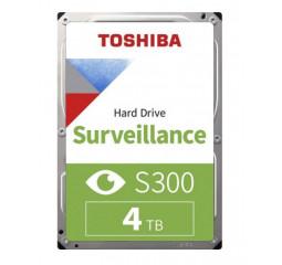 Жесткий диск 4 TB Toshiba S300 (HDWT840UZSVA)