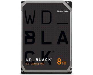 Жесткий диск 8 TB WD Black (WD8001FZBX)
