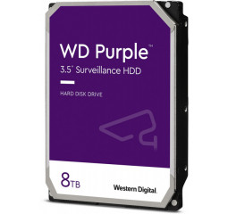Жесткий диск 8 TB WD Purple Surveillance (WD84PURZ)