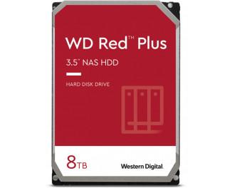 Жесткий диск 8 TB WD Red Plus (WD80EFBX)