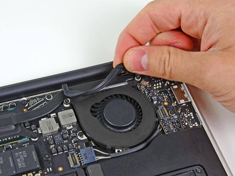Чистим вентилятор в ноутбуке