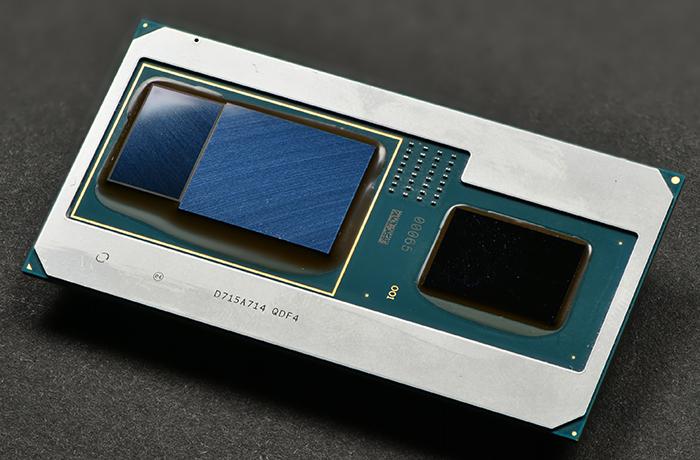Процессоры Intel Core 8-ого поколения с GPU AMD Radeon RX Vega M