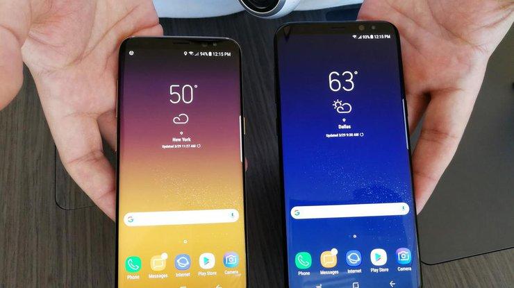 Лучшие смартфоны 2017